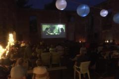3. Open-Air-Kino in der Zabakucker Kirchenruine